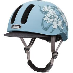 Nutcase Metroride casco per bici turchese